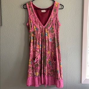 Free people floral dress
